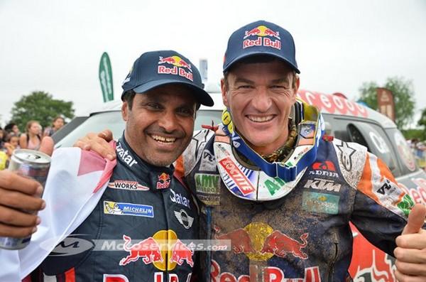 Dakar 2015 - Etape 14 - Coma, Sonik, Al-Attiyah vainqueurs à Buenos-Aires