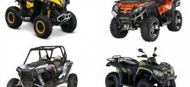 France : marché 2014, top des ventes quad et buggy par marque