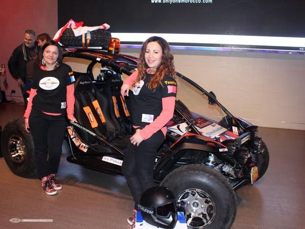 Un buggy PGO participe pour la première fois de son histoire à un Rallye Raid français. L'usine taïwanaise PGO et 1PULSION, son distributeur en France ont contribué à cette aventure, également supportée par le centre événementiel
