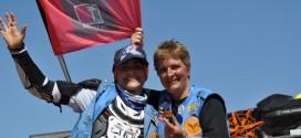 Rallye gazelles 2015 : Peggy et Nicole se rebellent. Le Duster étonne !