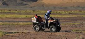 Rallye des Gazelles 2015 - Départ ce matin après un prologue difficile