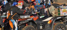 Rallye des Gazelles 2015 - Etape 6 : C'est reparti pour le Duster !
