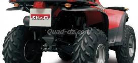 Shad Algérie : offrez du rangement à votre quad !