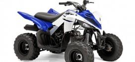 Yamaha YFM90R : du nouveau pour les ados !