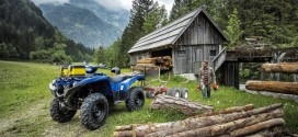Yamaha Grizzly 700 EPS 2016 : toujours plus !