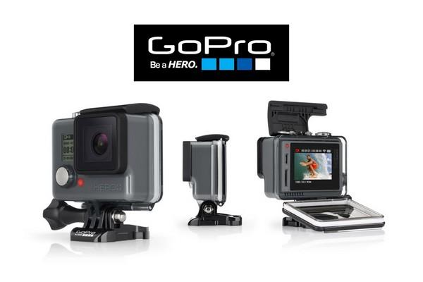 """GoPro Hero+ LCD : la """"petite"""" GoPro hérite d'un écran tactile"""