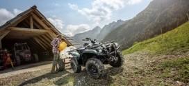 Nouveauté quad Yamaha 2016 : Kodiak 700 EPS !