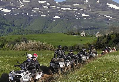 Kymco Evasion : déjà 130 quads inscrits, plus que 50 places !