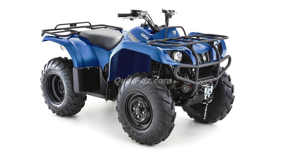 Yamaha Algérie : arrivée du Grizzly 350 / 450