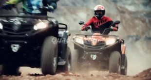 Vidéo : CF Moto CForce 450 4x4