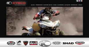 Kymco Algérie lance son nouveau site web