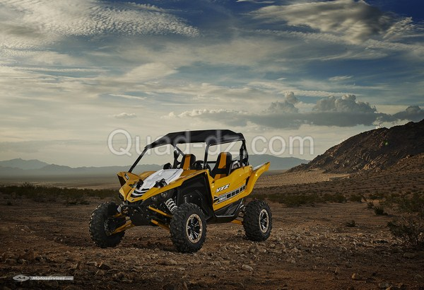YXZ 1000 R : Place au sport chez Yamaha ; le RZR va pâlir !