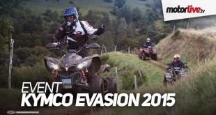 Kymco Evasion 2015 : notre reportage vidéo