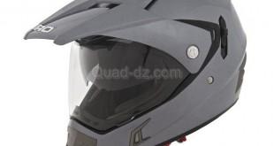 Shiro Algérie : le casque cross MX-311 gris mat