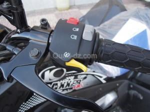 Focus sur le quad enfant Kymco Maxxer 90 s