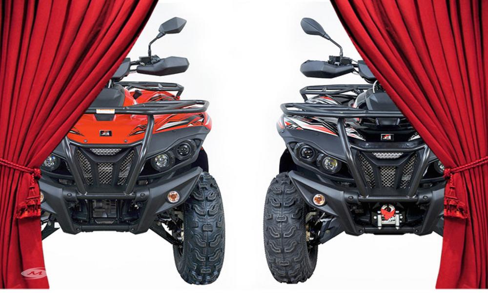 La Sima distribue les quads et SSV Acces-Motor en 2016