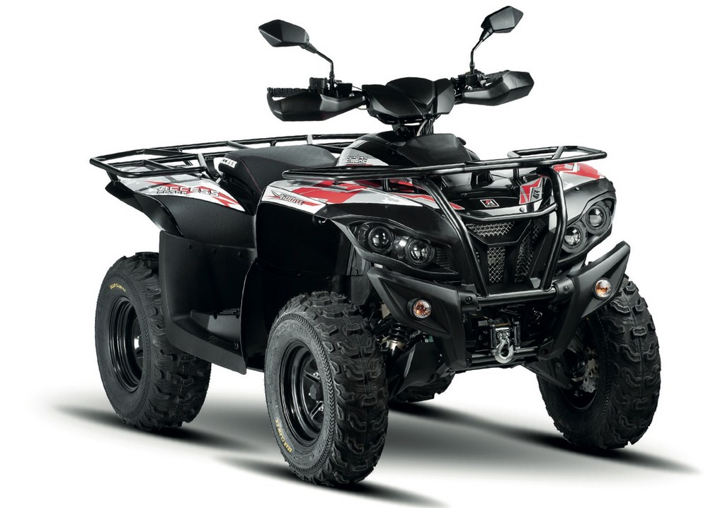 Access Motor : la gamme 2016