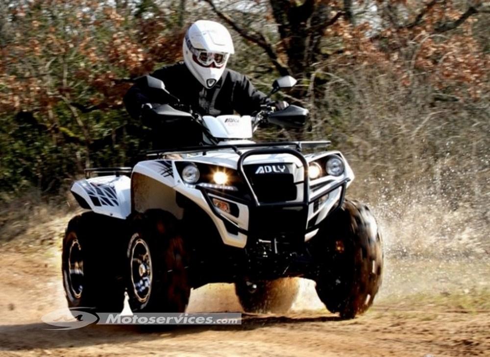Adly 700, une montée en gamme quad qui arrive au printemps 2016