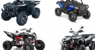 France : le marché du quad en chute en janvier