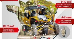 Yamaha YXZ1000R : 6 dates pour essayer le nouveau SSV supersport