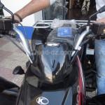 Zoom sur le quad sportif Kymco Maxxer 250