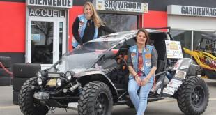 PGO repart sur le Rallye des Gazelles 2016 avec un nouveau Bug Racer 600