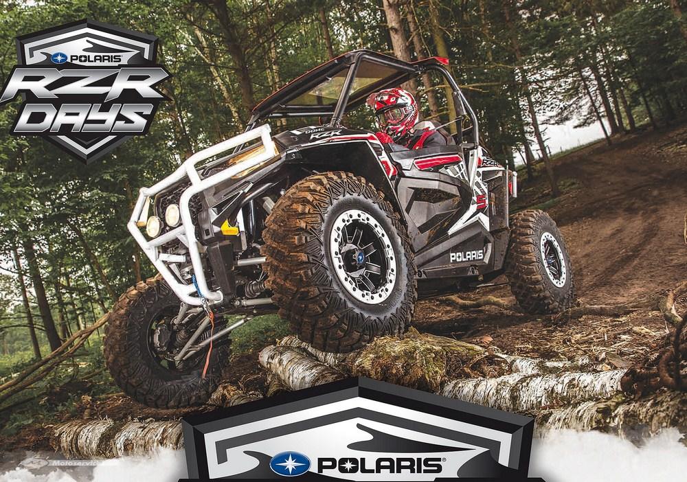 Polaris lance les RZR Days pour 2016
