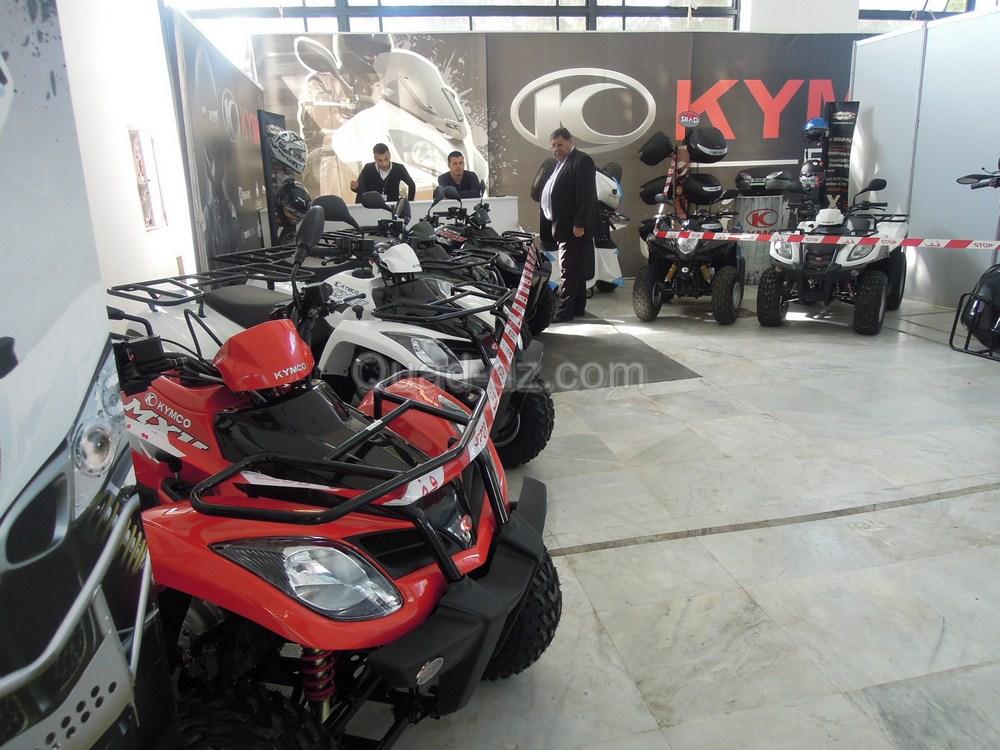 quad kymco algerie