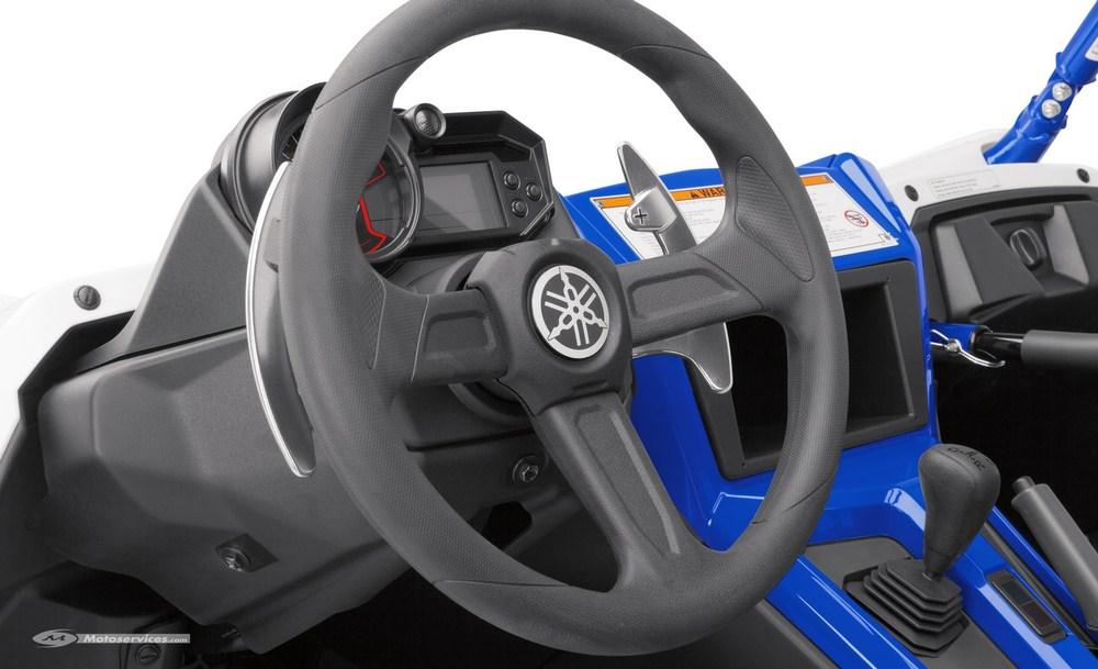 Nouveau Yamaha YXZ1000R Sport Shift : boîte de vitesse pilotée !