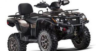 Le quad TGB 1000 LT Limited est désormais homologué T3