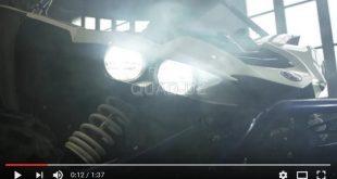Yamaha YXZ 1000R SS Vidéo