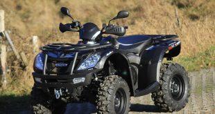 Nouveaux quads Goes Iron et Cobalt