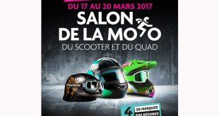 Salon de la moto de Marseille 2017
