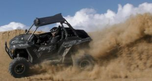 Polaris : 1er RZR Days à Maricourt