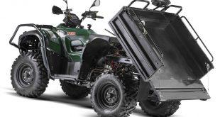 TGB Farm 550 4x4 2017 : un quad bien pensé !