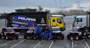 Dakar 2018 : vers une nouvelle victoire de Polaris en SSV ?