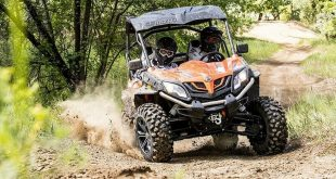 Le SSV CFMoto ZForce 1000 en concession