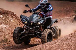 Kymco offre accessoires sur la gamme quad et SSV Euro4