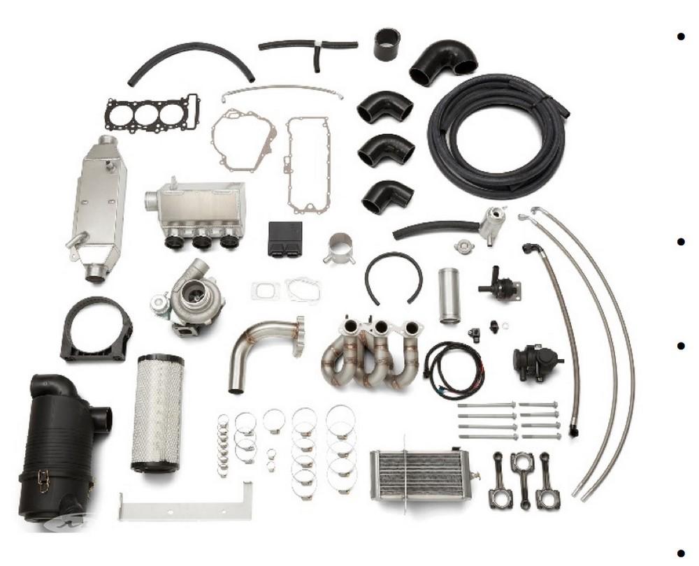 kit turbo GYTR pour SSV Yamaha YXZ 1000 R 2018