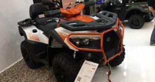Nouveautés 2019 - Quad Kymco MXU 700 T3