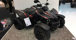 Nouveautés 2019 - Quad Kymco Maxxer 300 Supermoto