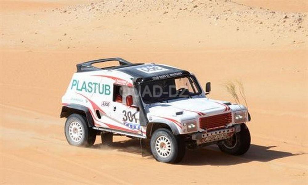 "Rallye ""Challenge Sahari"": Fodhil Allahoum proche de la victoire"