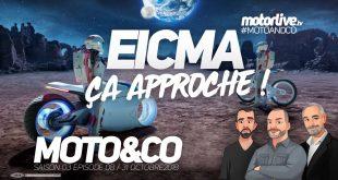 Salon Moto 2018 : Eicma approche !