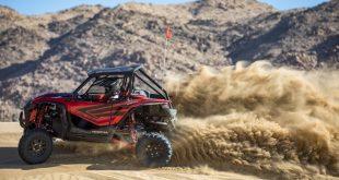 Honda Talon 1000X et 1000R : une Africa Twin de sport et à 4 roues !