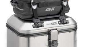 Givi support E 165 : un rack pour encore plus de rangement !