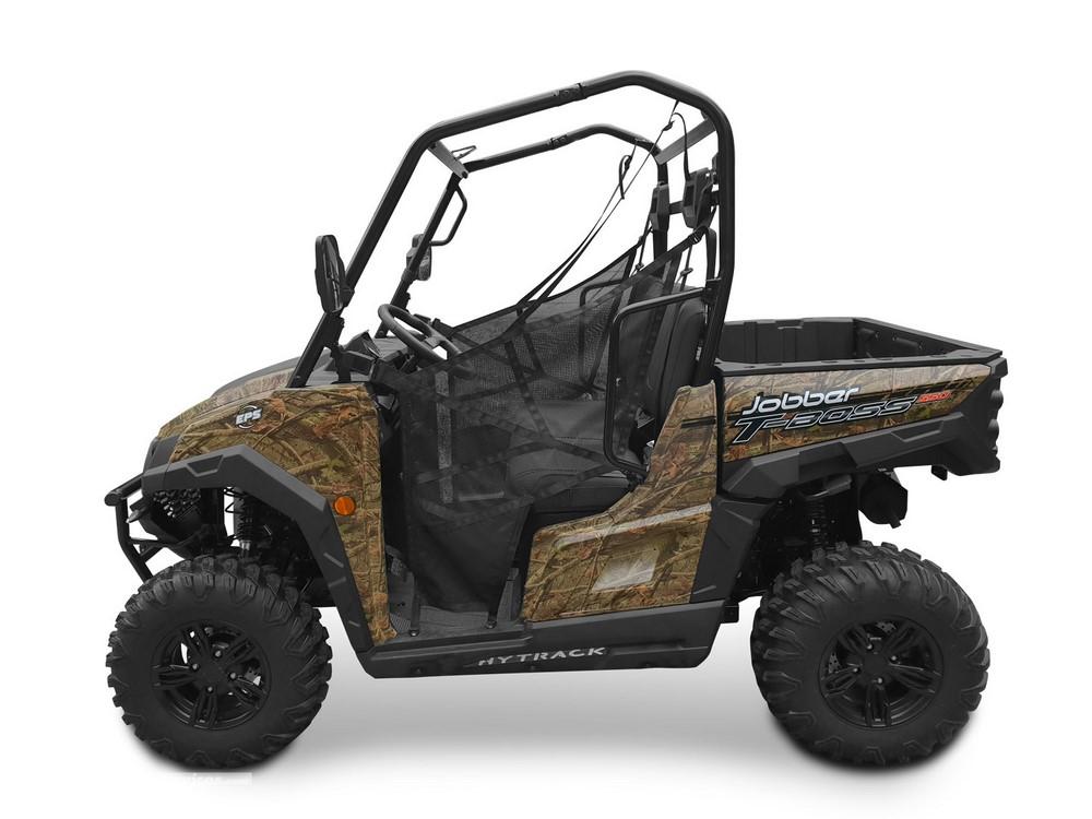 Hytrack : nouveaux HY 500 EPS
