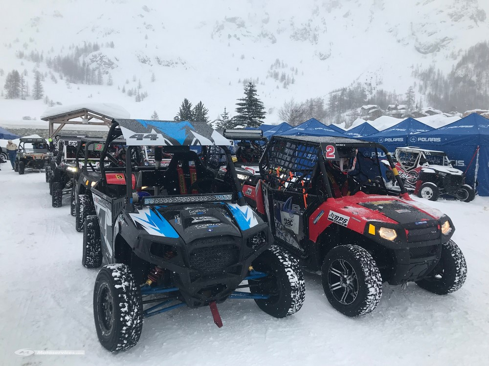 Polaris Ice Dirt Tour 2019