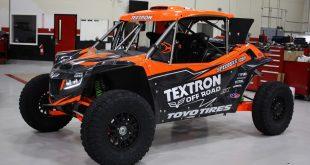 Robby Gordon sur Textron Wildcat XX au Dakar 2019 !