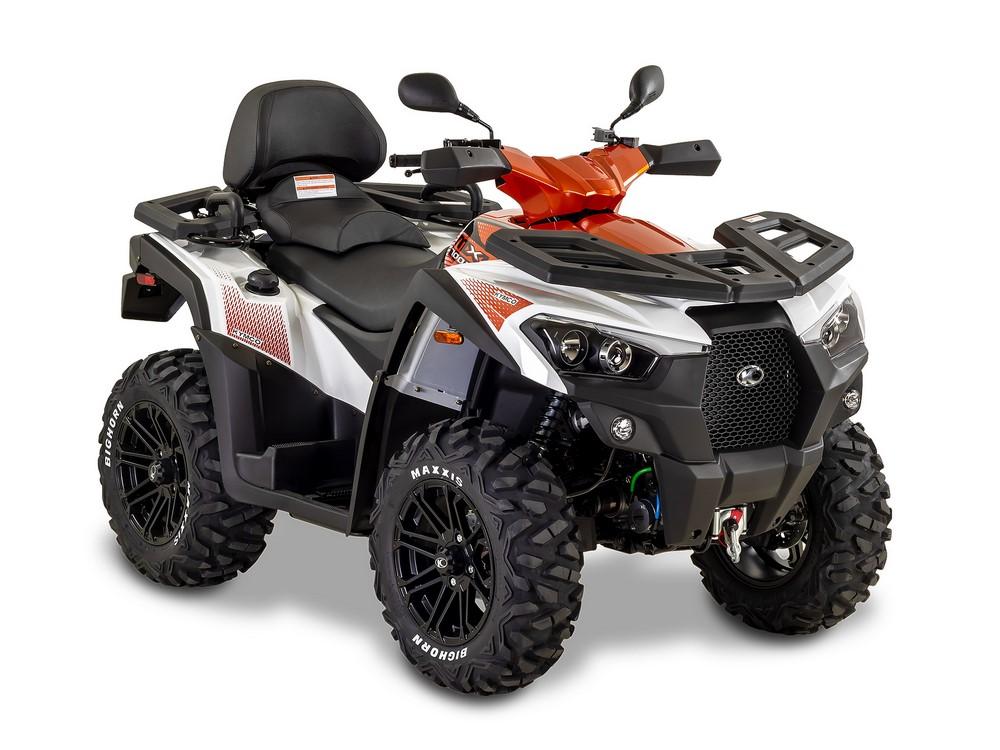 Nouveaux Kymco MXU 700 T3b : tarifs et dispo