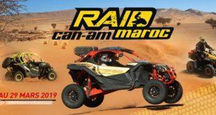 Le Maroc en quad : Raid Can-Am 2019 du 23 au 29 mars